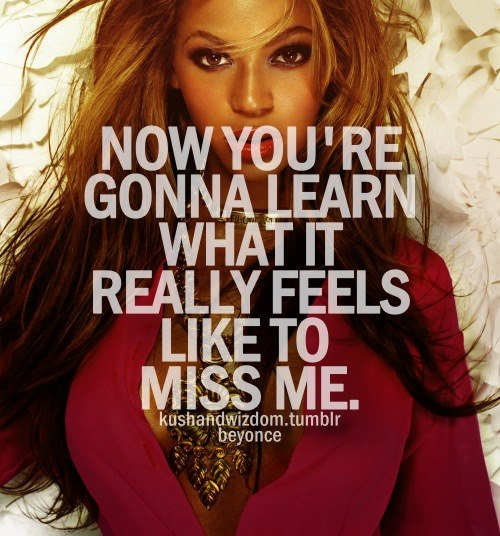 beyonce quotes about boys - photo #32