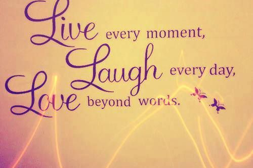 beautiful cute keep smiling laugh live love quote stay love