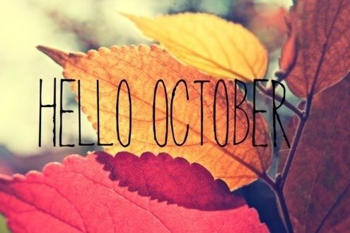 hello october - Google keresés - image #1096244 by awesomeguy on Favim.com