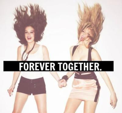 Forever together | via Tumblr - image #1094541 by ...