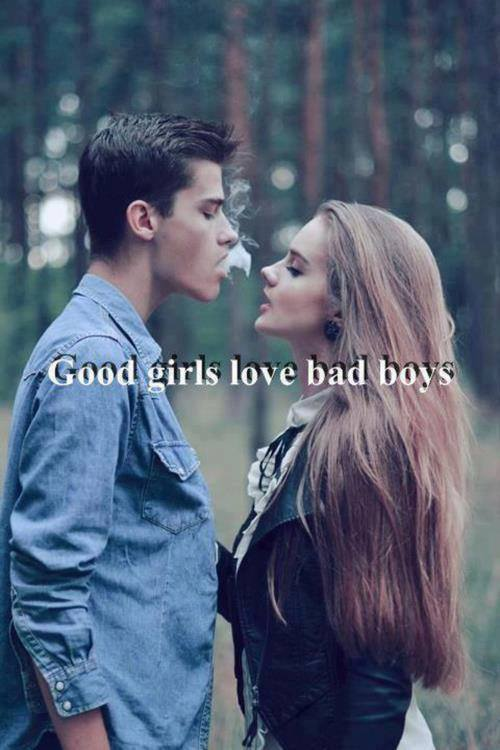 true that good girls fall boys