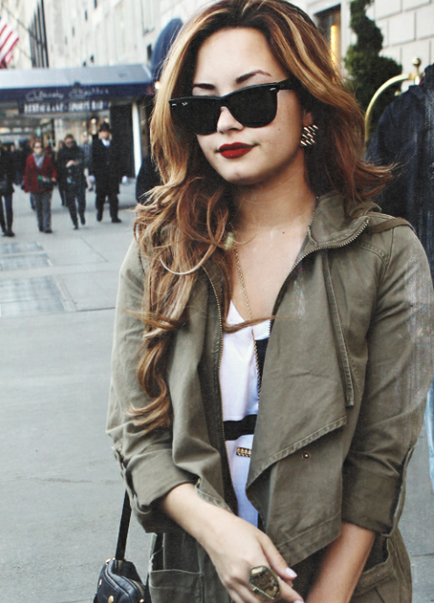 demi lovato style tumblr - photo #18