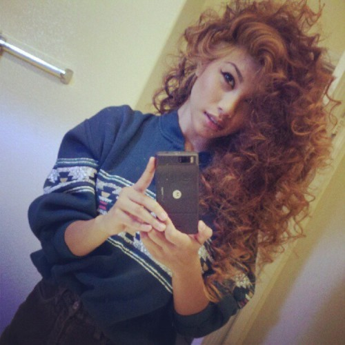 Curly Hair Of Girls Via Tumblr Image 1120814 By