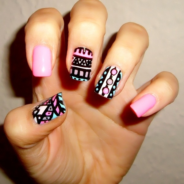aztec, cute, girl and girly