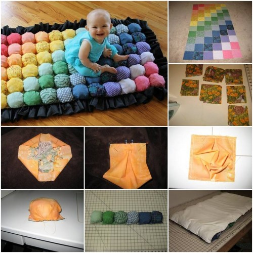 How to make children rug step by step image 1133840 by for Craft ideas for adults step by step