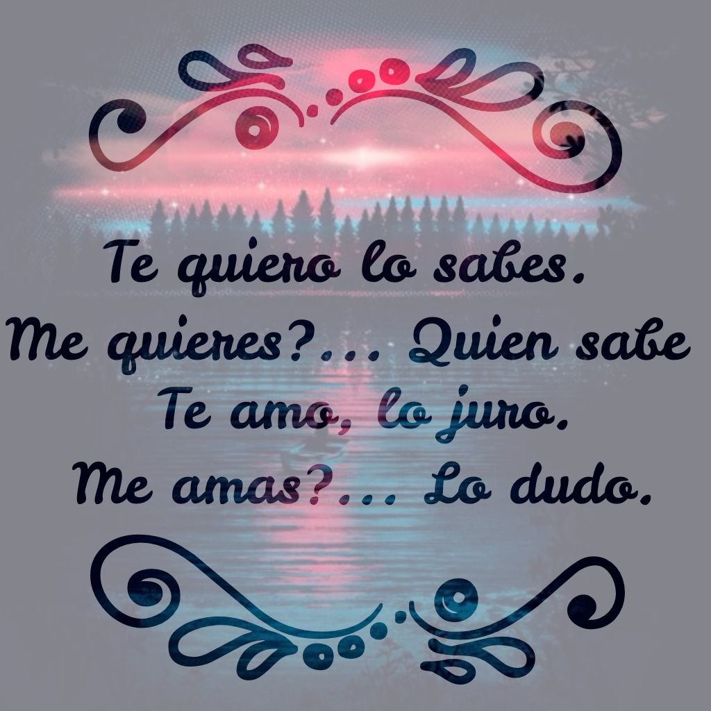 Cute Love Quotes In Spanish For Her : Spanish Quotes About Love Love, amor, spanish quotes,