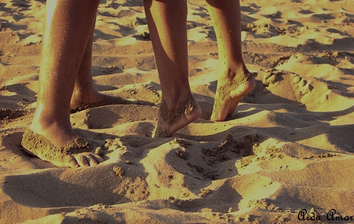 "beautiful feet photo de couple в""– 18562"