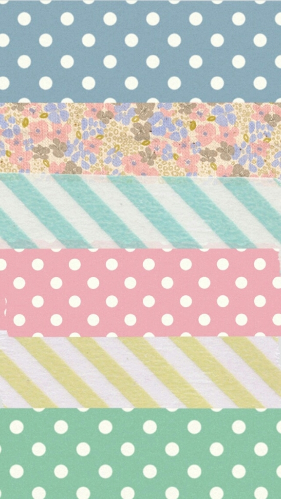 Vintage Girly Wallpaper
