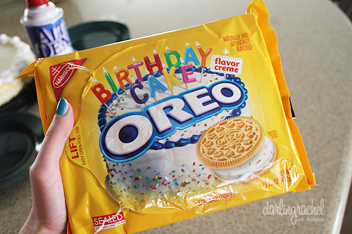 What Is Birthday Cake Oreo Image Inspiration of Cake and Birthday