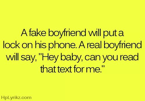 a real boyfriend would quotes - photo #29