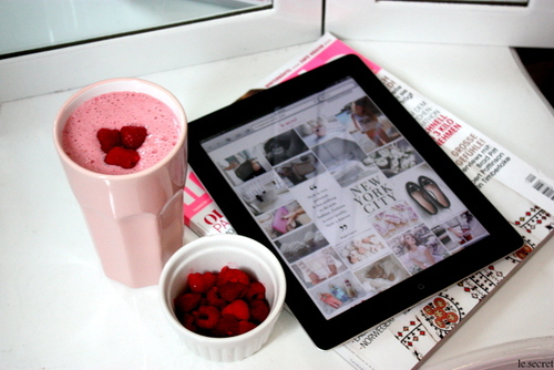 milkshake, shoes, juice, design, luxury, ipad, healthy, interior, raspberry, breakfast, pink, girl, fashion, accessories