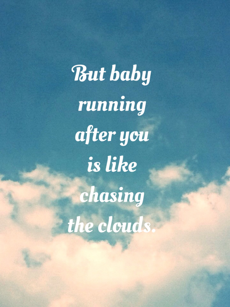 1d, clouds, lyrics, one direction, quote, the story of my life ...