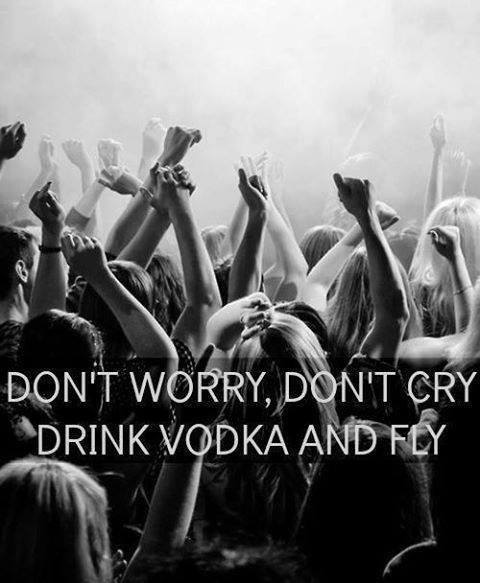 fly, free, party, vodka, wild, young