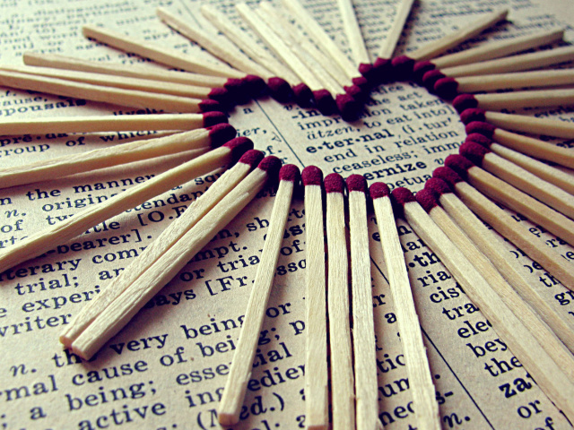 heart, love, newspaper and marches