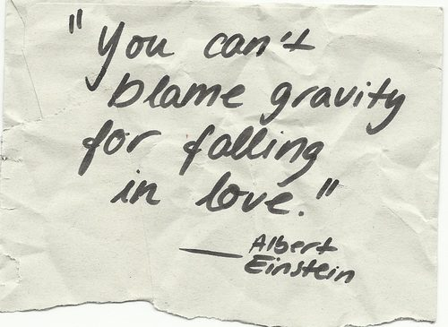 albert einstein, love, quote, relationship, romance, true, watch me