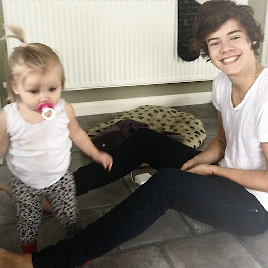 baby lux, harry styles, lux, one direction