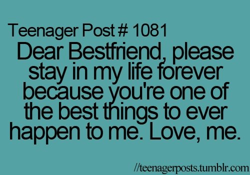 Best Teenage Love Quotes : best friend, forever, friends, love, quotes, teenagers, teens