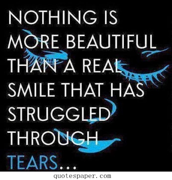 most beautiful smile inspirational quotes image