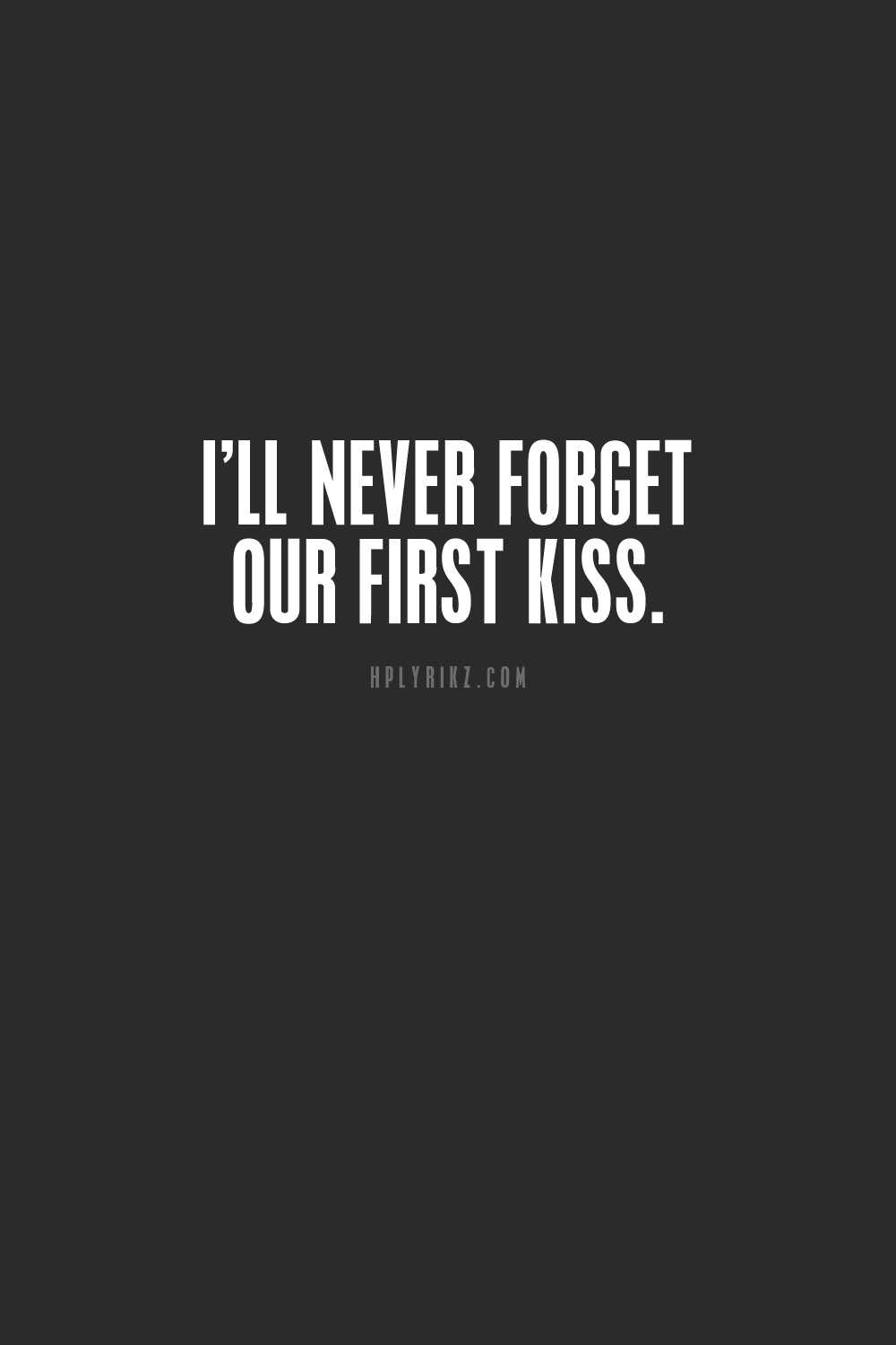 Cute First Kiss Quotes. QuotesGram