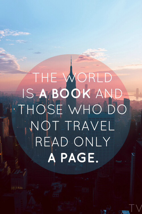 quotes about life and travel quotesgram