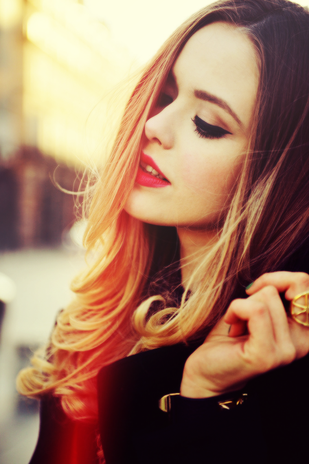 red lips, hair, girl, fashion, luxury, beautiful