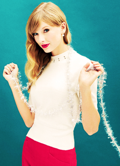 christmas, cute, sweet and taylor swift