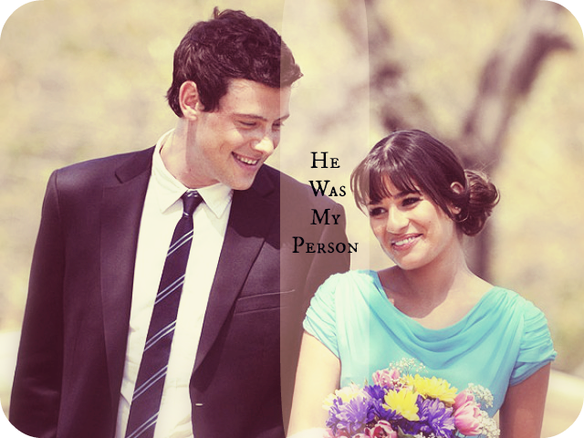 ... lea michele, love, my person, quote, rachel berry, rip, text, tv show: favim.com/image/1197911/original