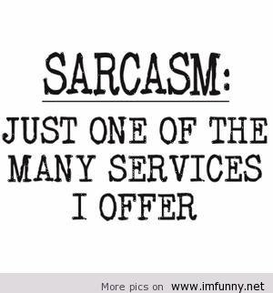 Sarcastic Funny Love Quotes : funny quotes we heart it - Google zoeken - image #1205918 by ...