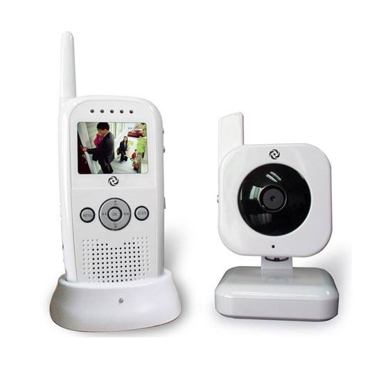 digital interference free day night audio video wireless baby monitor image 1204835 by. Black Bedroom Furniture Sets. Home Design Ideas
