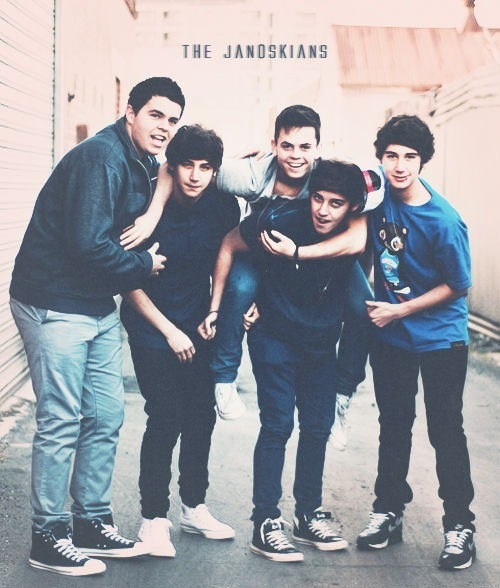 beau brooks, daniel sahyounie, jai brooks, james yammouni, janoskians