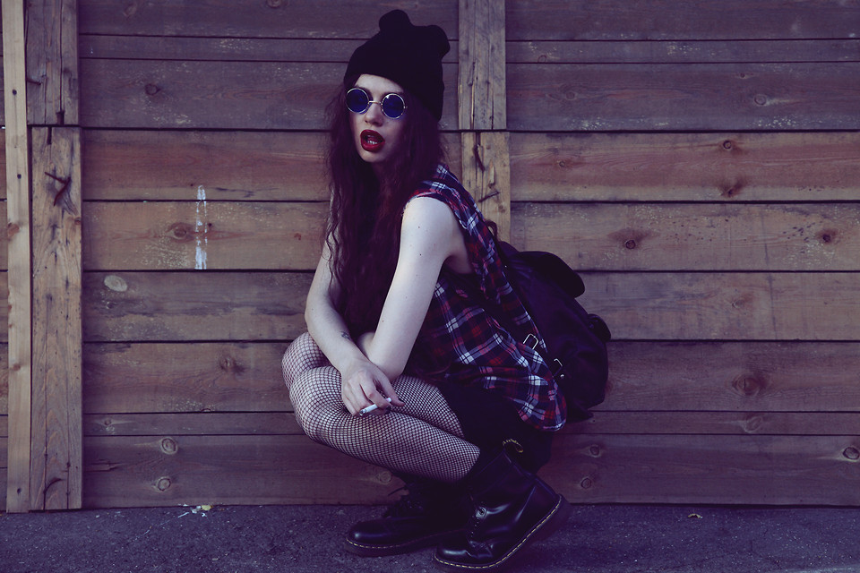 Dr Martens Girl Fashion