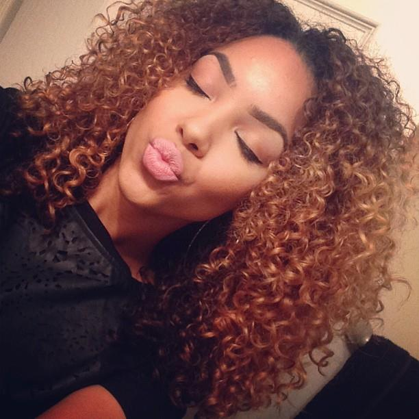 17 Incredibly Pretty Styles For Naturally Curly Hair
