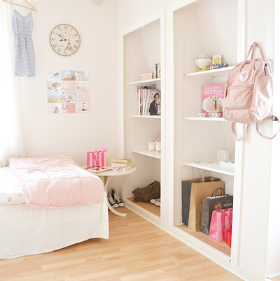 Room image 1220372 by korshun on for Cute girly rooms