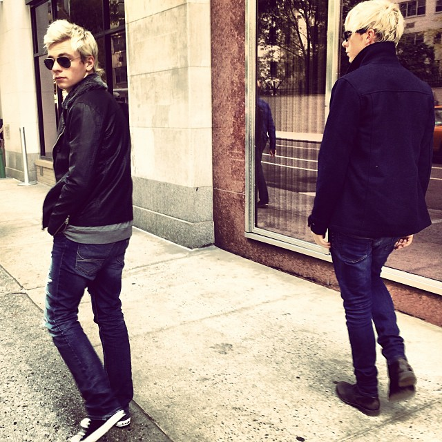 Would ross lynch dating laura marano and 1