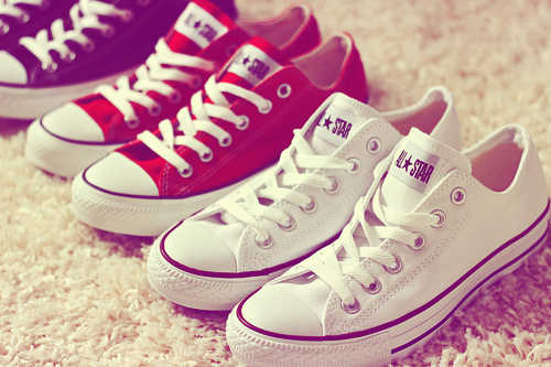 all stars, blue, fashion and red