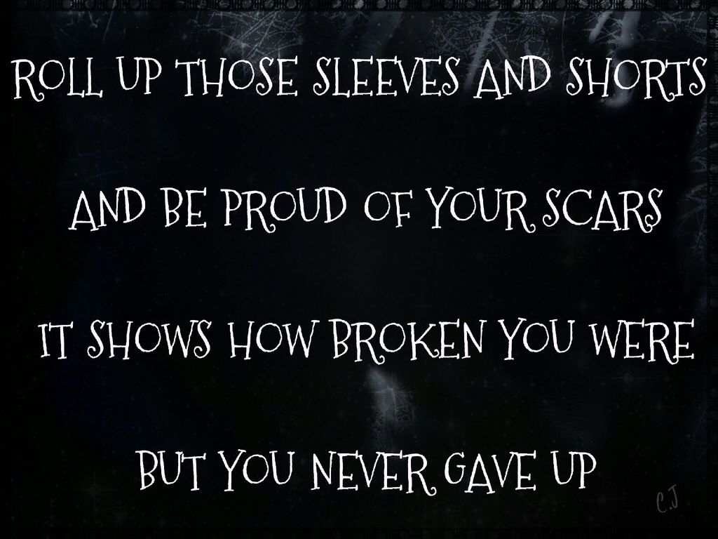 Sad Quotes About Self Hate sad quotes about self harm