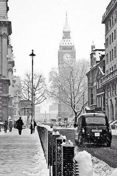 beautiful, big ben, black and white and city