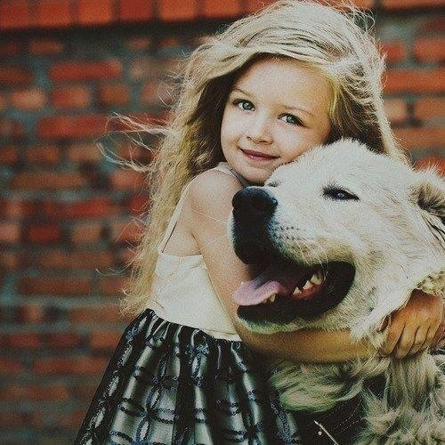 sweet, cute, dog, child, girl, kid, style, beauty