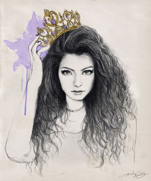 love, music, lordemusic, bored, hipster, tumblr, draw, art, drawing, cute, grunge, lorde