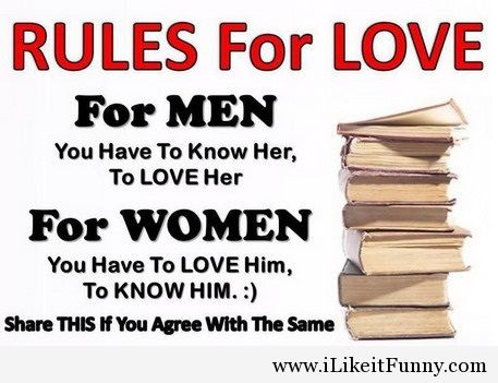 My Rules For Love Quote Hidden Letter Message