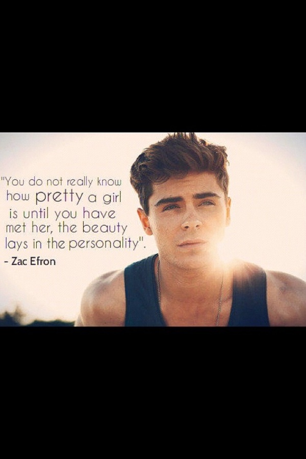 zac efron quotes about love - photo #8