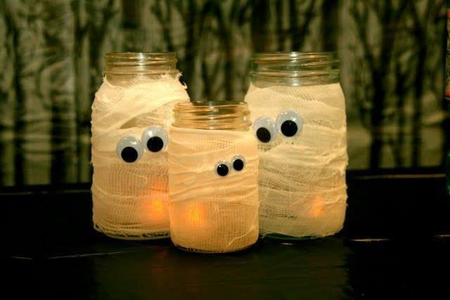 cute, decoration, halloween and mommies