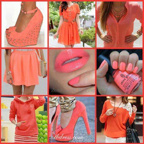 skirt, mouth, style, orange color, nails, girls, swag, shoes, look, pretty