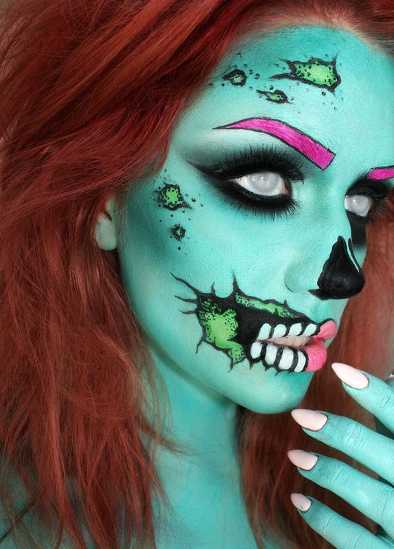 Maquillages Halloween Image 1278406 By Awesomeguy On
