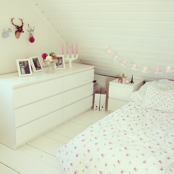 Original size of image 1283164 for Bedroom ideas tumblr white