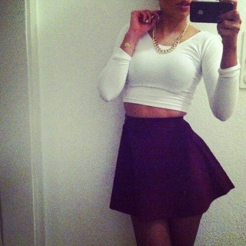Cute Outfit We Heart It Image 1293757 By Monikamias