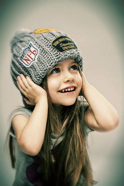 hair, pretty, child, beanie, little girl, girl, baby, gorgeous!!, love, blue eyes
