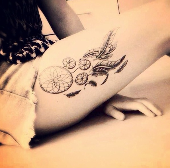 love, young, dream catcher, dreams, inspiration, tattoo, relatable, tumblr