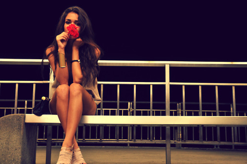 alone, beautiful, beautiful girl, black, brunette, dark, fansy, fashion, girl, hair, legs, love, night, pain, photo, rouse, sexy, single, tumblr, woman