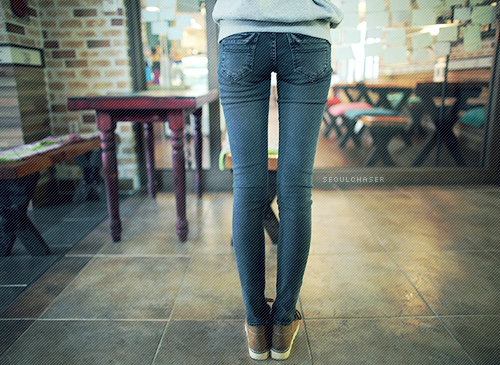 legs, beautiful, thinspiration, dark, thin, pro-ana, jeans